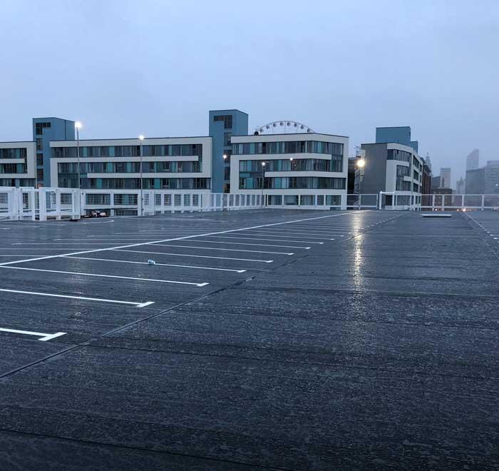 car park storage solution